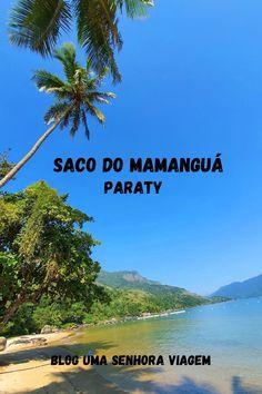 Saco do Mamanguá : um passeio imperdível em Paraty. #sacodomamangua #paraty Boating, Paraty, South America, Travel Tourism, Viajes, Traveling, Sacks
