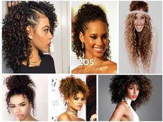 74 Ideas de Peinados para Bodas de todo tipos de cabellos y gustos Curly, Hair, Stiles, Ideas, Celestial, Curly Hair Dos, Wedding Hair Styles, Bridal Headpieces, Brides