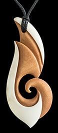 Bone Carving by Kerry Thompson