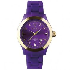 Love this watch as such a bold statement piece.