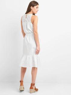Eyelet Dress - Gap