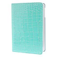 360 graden draaibare crocoprint Full Body Case met Stylus en staan voor iPad mini (verschillende kleuren) – EUR € 15.63