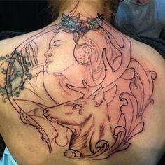 Artemis Tattoo, Tattoos, Tatuajes, Tattoo, Tattos, Tattoo Designs