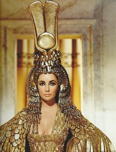 Today is the 50th Anniversary of the Iconic Motion Picture, 'Cleopatra'
