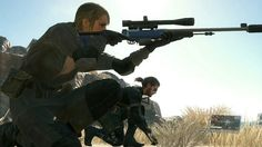 MGS 5 Phantom Pain Quiet