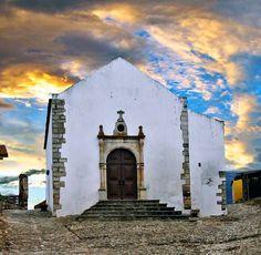 Castro Marim - Igreja da Misericórdia dentro do Castelo.