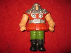 1982+Heman+&+The+Masters+of+the+Universe+Action+Figure:+Ram+Man