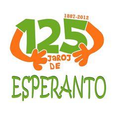 125 jaroj de Esperanto ☆ 1887-2012 ☆ 125 years of Esperanto
