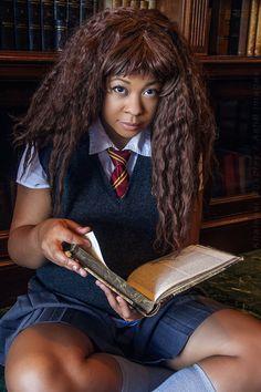 Hermione Granger Cosplay by Cosplay Khaleesi