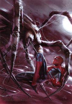 #Spiderman #Fan #Art. (Spider-Man) By: Gabriel Dell' Otto. (THE * 5 * STÅR * ÅWARD * OF: * AW YEAH, IT'S MAJOR ÅWESOMENESS!!!™)[THANK Ü 4 PINNING!!!<·><]<©>ÅÅÅ+(OB4E)