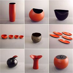 Japanese contemporary lacquerware