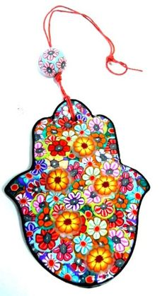 Hamsa Wall Hanging colorful hamsa wall hanging | bedroom | pinterest | hamsa art