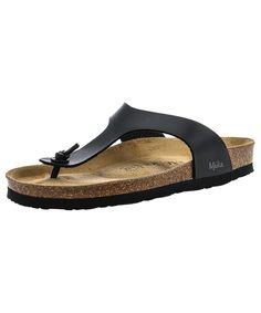 Birkir Sandals Black - Jenterommet