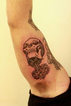 smoke tattoo ideas - 750×1125