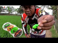 TEST LURE SOFT FROG 3D 2.9 cm - YouTube Fishing Videos, The Creator, 3d, Youtube, Youtubers, Youtube Movies