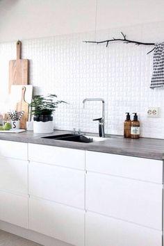 Strakke keuken