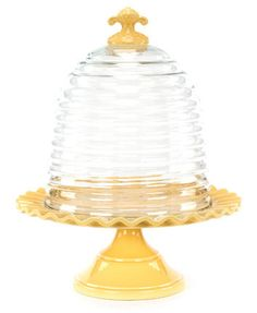 Beehive Cake Pedestal - Nathan wants one of these so bad, but Deseret Book no longer makes them and I can't find one for sale anywhere.  =(
