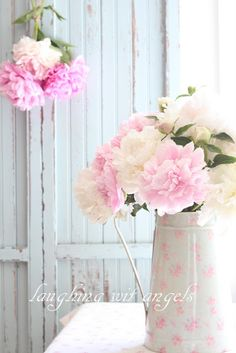 laughing with angels: Romantic Peonies..............