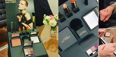 instagram 上公开的化妆品试色照