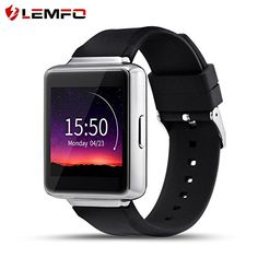 Keoker K1 Smart Watch Phone Android 51 OS MTK6580 512MB8GB Support SIM card WIFI GPS Heart Rate MP3 APP Download Bluetooth Smartwatch Sync for Android Smartphones Silver -- To view further for this item, visit the image link.