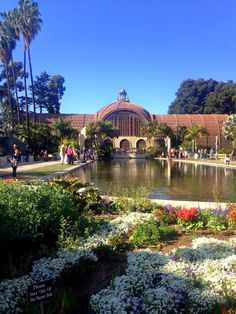 12 Things to do in San Diego, CA. Balboa Park is a great place to start.