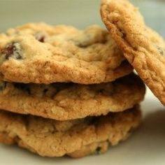 Oatmeal Craisin Cookies - Allrecipes.com