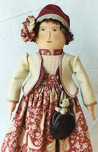 I love this doll!  great hat and drop purse!!