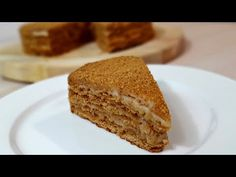 MEDOVIK DE POST | cel mai gustos tort de miere, de post | Găteşte Reghina - YouTube Crazy Hat Day, Vegan Cake, Vegan Recipes, Vegan Food, Banana Bread, Gem, Biscuits, Deserts, Ice Cream