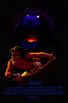 Overly Dramatic Disney Movie Posters
