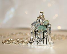 Wish Necklace Fairy wish locket Fairy wish by CharmingLifeJewelry, $20.00