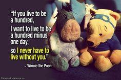 5. #Porcinet et Winnie - 7 #citations positives pour #votre vie amoureuse... → Love