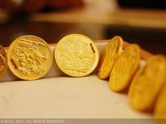 Ashok Chakra gold coins could revive investment, reduce dependence on imports - The Economic Times