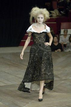 Alexander McQueen, Dress. 'Sarabande,' Spring/Summer 2007.