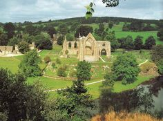 Bolton Abbey - North Yorkshire - England