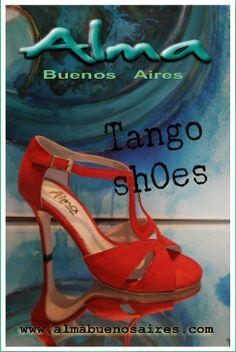 Alma buenos aires zapatos de tango