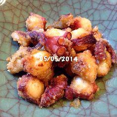 タコは私の大好物♡ - 19件のもぐもぐ - タコの唐揚げ by tomo1106