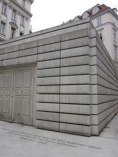 Holocaust Memorial in Austria