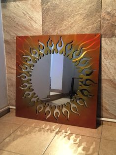 Espejo en placa de 1/4, solo Plasma Cutt