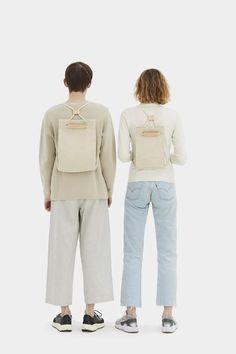 Pocket Bag Medium Natural