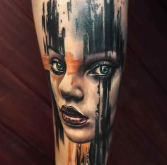 The Abstract Realism Tattoos of Charles Huurman. http://illusion.scene360.com/art/81846/charles-huurman/