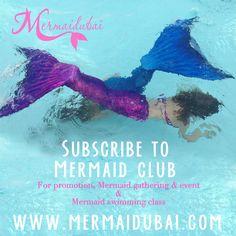 www.mermaidubai.com  Subscribe to Mermaid club at Mermaidubai to get promotion and invitation for Mermaid gathering…