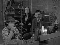 Addams Family Ham.