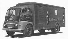 A Warrior 8 tonner van