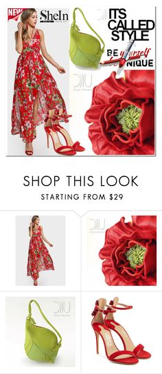 """""""Poppy bag"""" by nelly-melachrinos ❤ liked on Polyvore featuring Salvatore Ferragamo"""