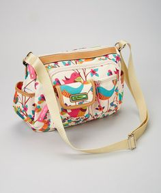 Another great find on #zulily! Tweety Twig Libby Hobo by Lily Bloom #zulilyfinds
