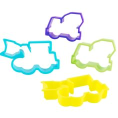 Construction Cookie Cutters Assorted from BirthdayExpress.com