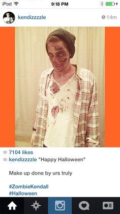 Kendall Schmidt! <3 Kendall Schmidt, Halloween Make Up, How To Make, Halloween Makeup