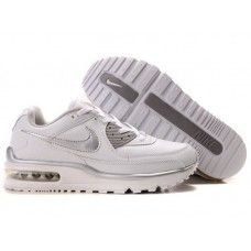 on sale 94625 2d479 Hommes Nike Air Max LTD Blanc Grey