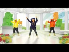 Just Dance Kids 2 - The Gummy Bear Perfect for transitions/Brain Breaks