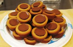 Peanut Butter cookies with Reese's cups <3